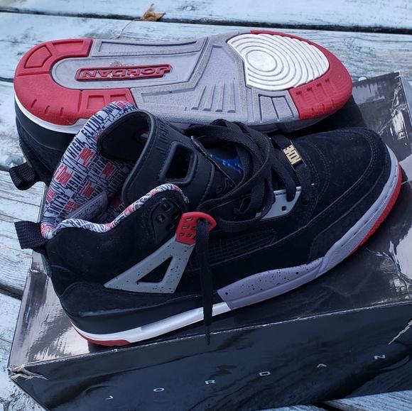 Nike Shoes | Jordan Spizike Bred | Poshmark